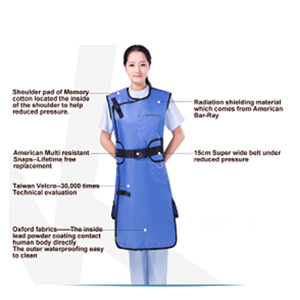 Lead Apron Model STA-Kid (Two Parts Apron For Kids)