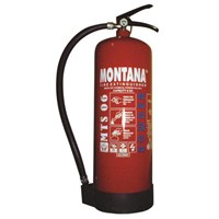 Fire Extinguisher Montana 6 Kg