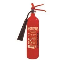 Pemadam Api Montana Co2 2 Kg