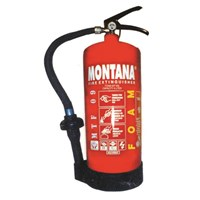 Fire Extinguisher Montana Foam Portable 9Kg