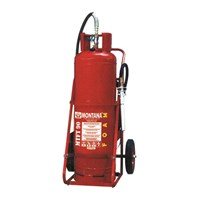 Fire Extinguisher Montana Foam Trolley 90Kg