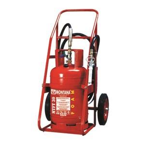Pemadam Api Montana Foam Trolley Type 30Kg