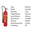 Pemadam Api Lexid Lxcd 05 5Kg Co2 1