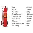 Pemadam Api Lexid Lxcd 230 23Kg Co2 Trolley 1