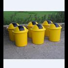 Tempat Sampah Model Bulat 1