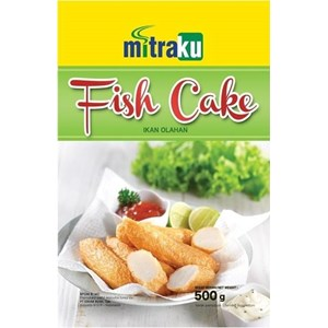 Fish Cake 500 gr