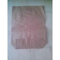 Jual Kraft Paper Bag Coklat Bubuk 2