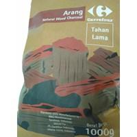 Kantong Arang  Paper bag Kayu 1 kg jahit bawah