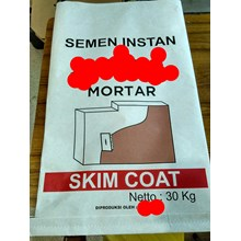 Paper Bag Skim Coat 30 kg