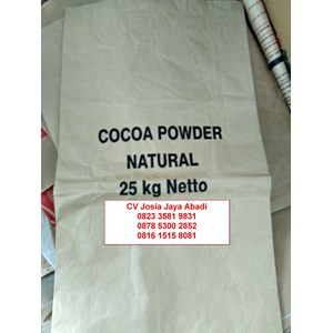 Paper Bag Cocoa Powder