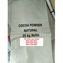 Kraft Paper bag cocoa powder