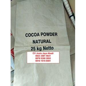 Kraft Paper bag cocoa powder