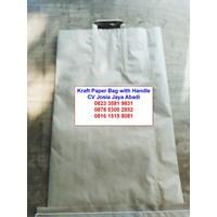 Jual Paper Bag Arang dengan Pegangan tangan 2