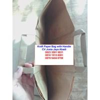 Paper Bag Arang dengan Pegangan tangan