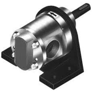 Helical Gear - Ropar - Rotary Helical Gear Pumps - Rotary Helical Gear Pumps Stainless Steel