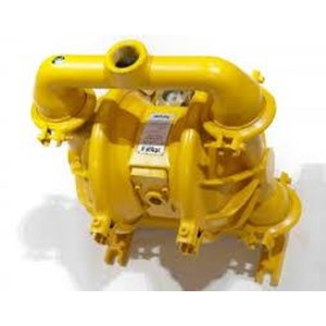 Diaphragm Pump - Stroke - Yamada - Graco - Wilden