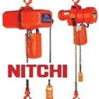 Jual Lift - Electric Chain Hoist Nitchi 2