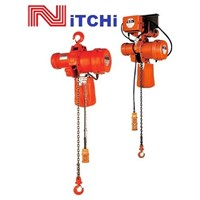 Distributor Lift - Electric Chain Hoist Nitchi 3