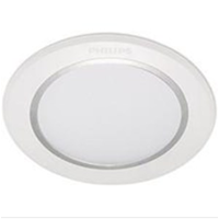 Lampu LED Philips 30621 Flat Recessed Led WH NC 3.5W