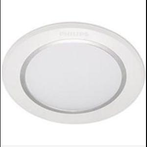 Lampu LED Philips 30621 Flat Recessed Led WH NC 3.5W