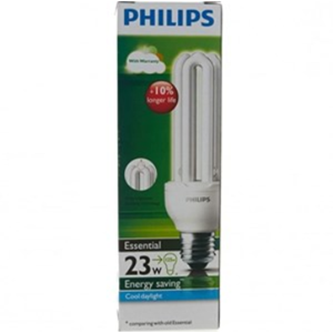 Lampu Philips Essential 23W CDL/WW