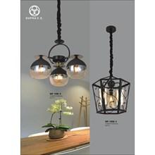 Lampu Gantung LED Supra tipe xyz