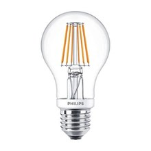 Lampu LED Classic Philips A60 7.5W E27 Dim