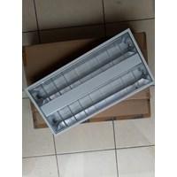 Kap Lampu RM Philips TBS299 2xTL5 14W EBE M2