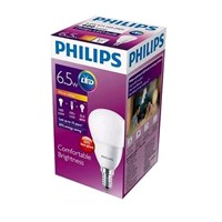 Jual Bohlam LEDBulb Philips 6.5-60W P50 E14 CDL/WW 2