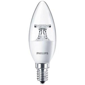 Lampu LEDBulb Philips 5.5-40W B35 CL E14 2700K