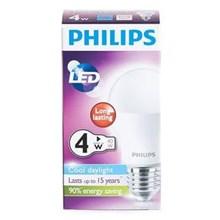 Lampu LEDBulb Philips GenV 4-40W CDL/WW A60