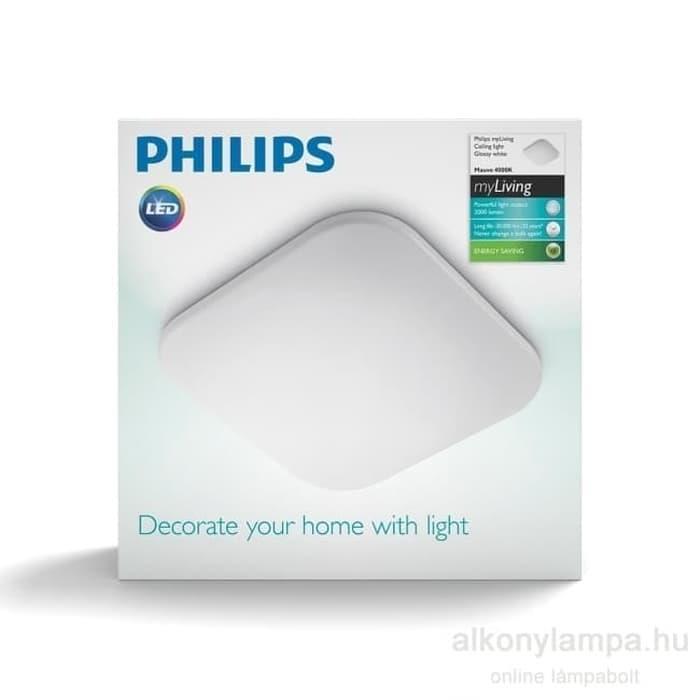 Jual Lampu LED Philips 31110 Ceiling 17W 2700k/6500k Harga