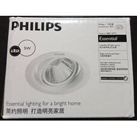 Jual Lampu LEDSpot Philips 59775 Pomeron LEDSpot 5W 2700k/4000k 2