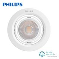 Lampu LEDSpot Philips 59776 Pomeron 7W 2700k/4000k 1