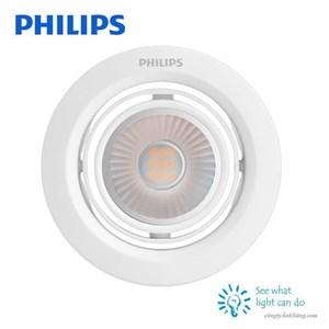 Lampu LEDSpot Philips 59776 Pomeron 7W 2700k/4000k