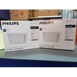 Panel Lampu Philips 59526 Marcasite SQ 4