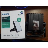 Jual Lampu Sorot LED / Flood Light Philips BVP131 LED 10W WW/CW/NW 2