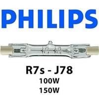 Jual Lampu Halogen Philips Plusline R7S 100W 2