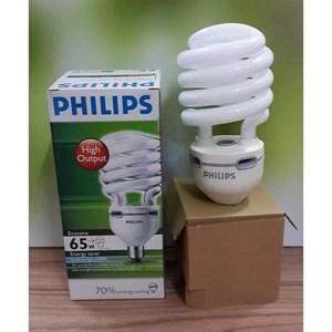 Lampu Bohlam Philips EHL Twister 65W 840/865