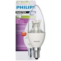 Bohlam LED Philips MAS LEDCandle DT 4W E14 B38 CL 1