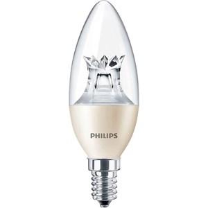 Bohlam LED Philips MAS LEDCandle DT 6W E14 B38 CL