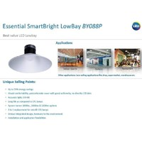 Low Bay Light PHILIPS SmartBright LED BY088P 30W OL - 2400lm - Cool White 1
