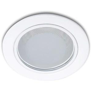Lampu Downlight PHILIPS DOWNLIGHT 13803 Glass Recessed White Rumah Lampu 3.5