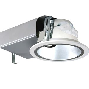 Lampu Downlight PHILIPS FBH031 2xPL-C / 2P13W I WH / Downlight PL-C 2Pin 2x 13W
