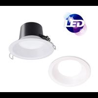 "Lampu Downlight LED PHILIPS DN035B 4"" 7W PSU WH D100 600lumen"