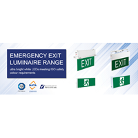 Powercraft Exit Sign