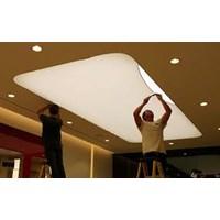 SKY / Vision Stretch Ceiling atau Stretch Membrane