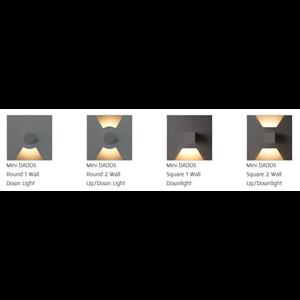 Unilamp Mini Dados Wall Light