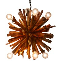 O'thentique Branches Ball Chandelier