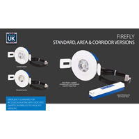 Thorlux Firefly Emergency Luminaire